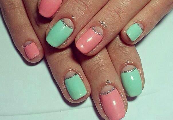 Дизайн ногтей фото: 270 фото, самый красивый дизайн ногтей 82