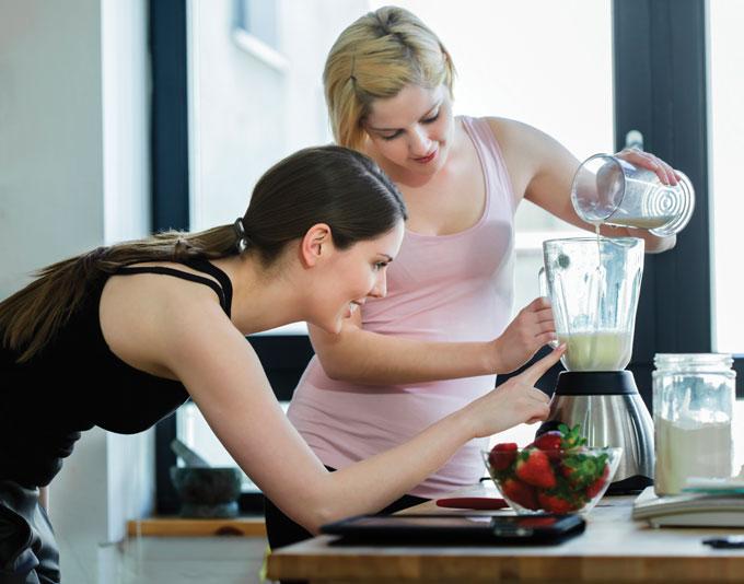 Питьевая диета и ее результ