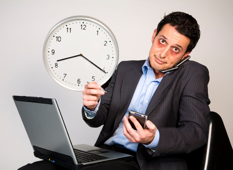 Можно ли исправить трудоголика?