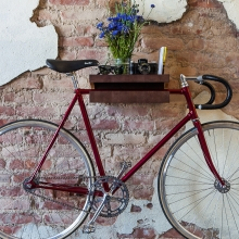 Велосипед - не проблема, а украшение любого дома