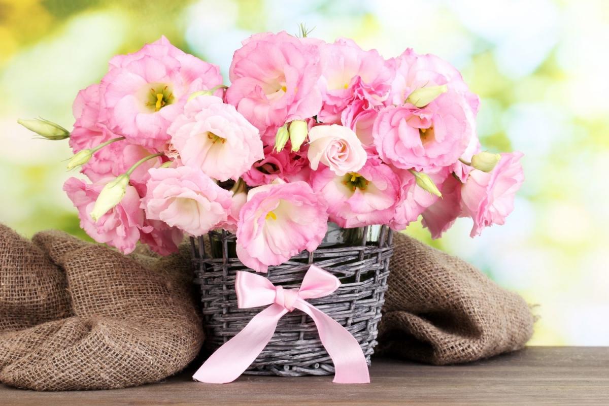 Чтобы лилии дольше стояли в вазе