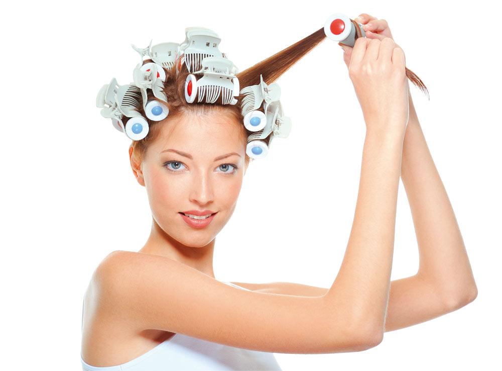Как накрутить волосы в домашних условиях