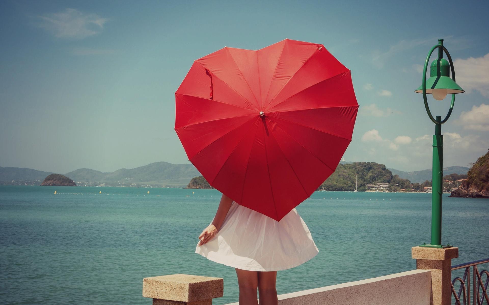 Как правильно почистить зонтик?