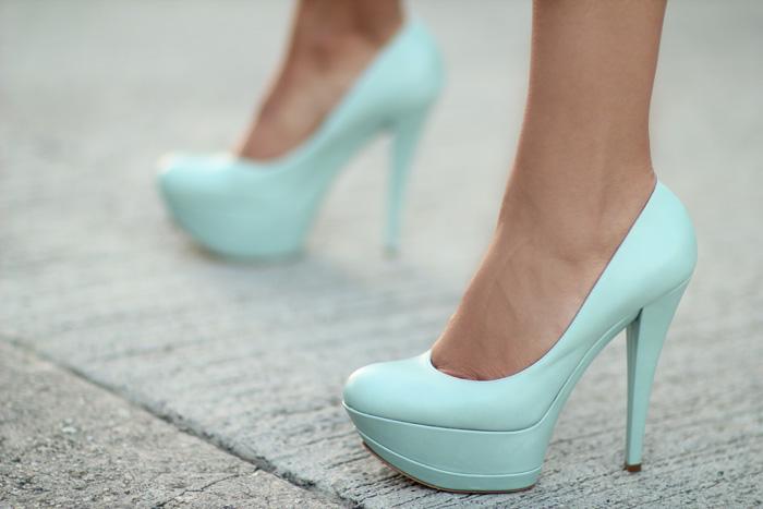 К чему снятся туфли на каблуке
