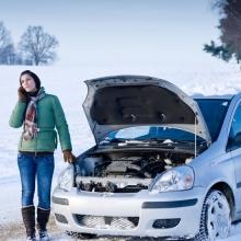 Что должно обязательно быть в машине зимой?