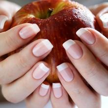 Самые полезные для ногтей продукты
