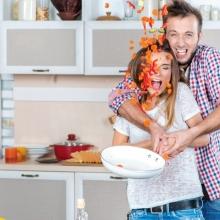 Как научится вкусно готовить?